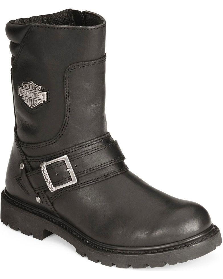Harley Davidson Booker Harness Motorcycle Boot, Black, hi-res