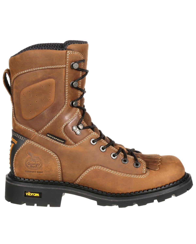 georgia logger boots sale