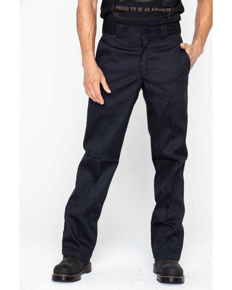 Dickies Men's 874 Flex Work Pants, Black, hi-res