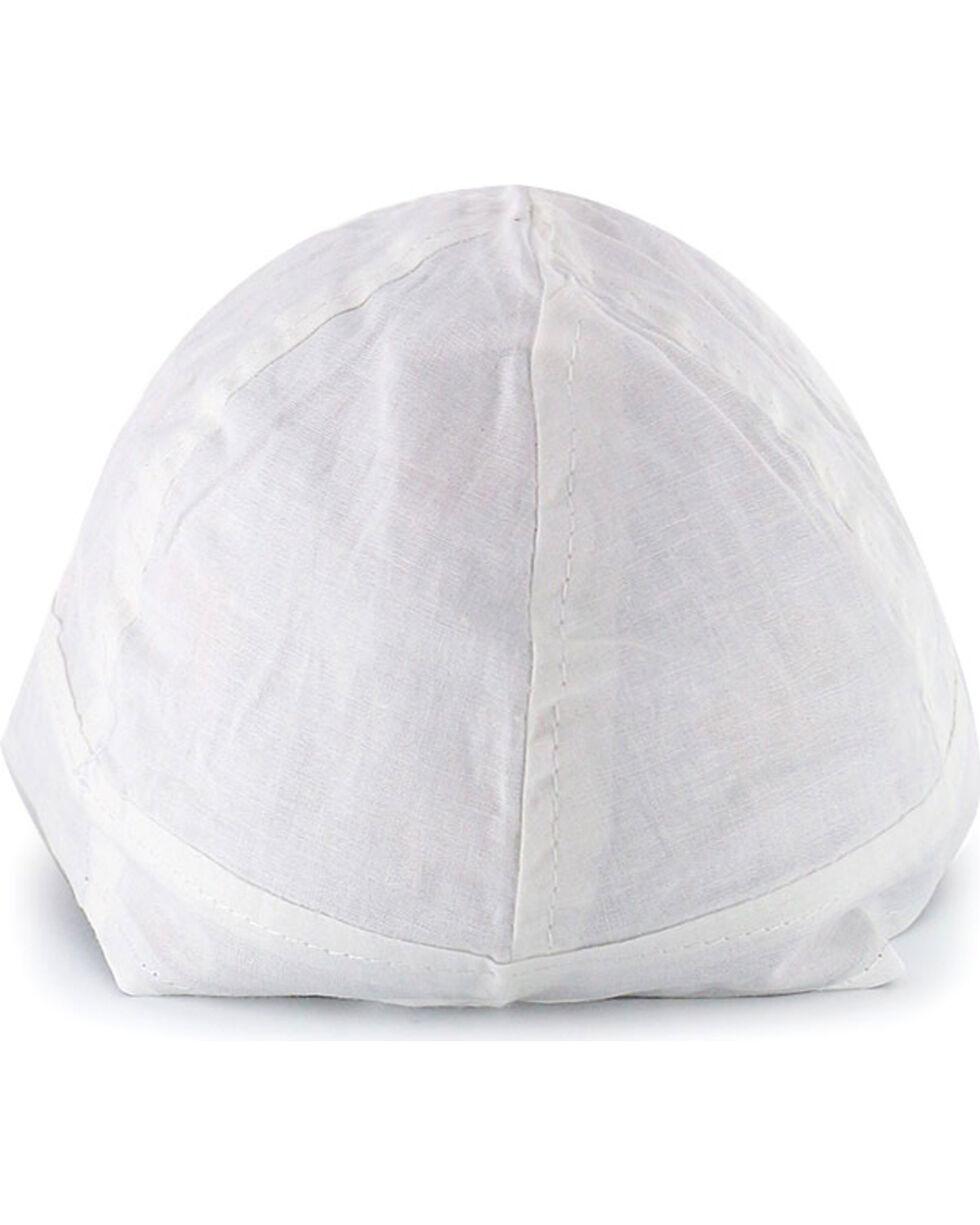 American Worker Men's White Welding Cap, White, hi-res