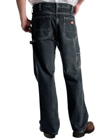 Dickies Relaxed Carpenter Jeans, Indigo, hi-res