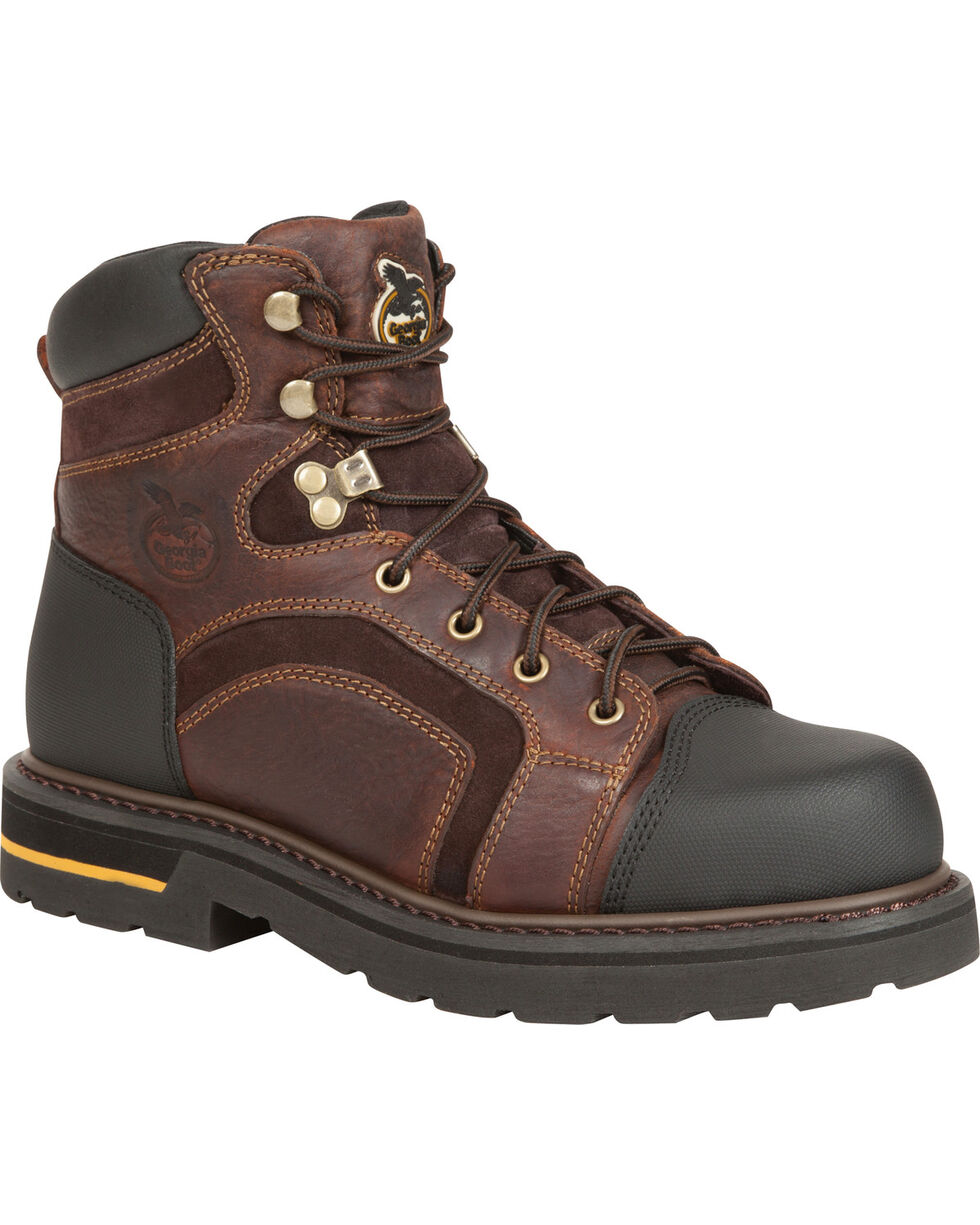 Georgia Legacy '37 Work Boots - Round Toe, , hi-res