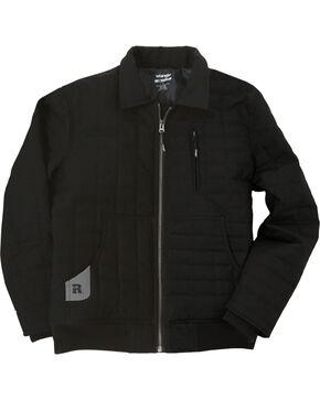 Wrangler Men's RIGGS Workwear Tradesman Jacket, Black, hi-res