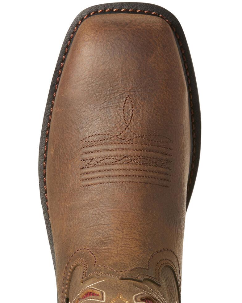 d68685a9eb9 Ariat Men's Rigtek VentTEK Rye Western Work Boots - Composite Toe