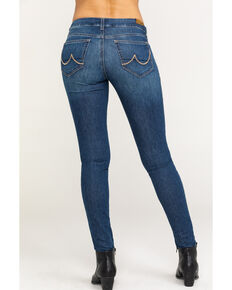 Ariat Women's Ultra Stretch Avery Skinny Jeans, Blue, hi-res