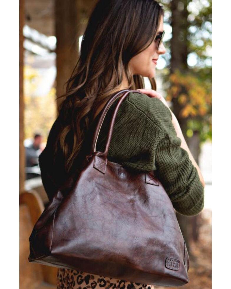 Evolutions Women's Cersei Rustic Tote Bag, Brown, hi-res