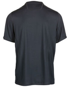 5.11 Tactical Men's Range Ready Short Sleeve Work T-Shirt , Black, hi-res