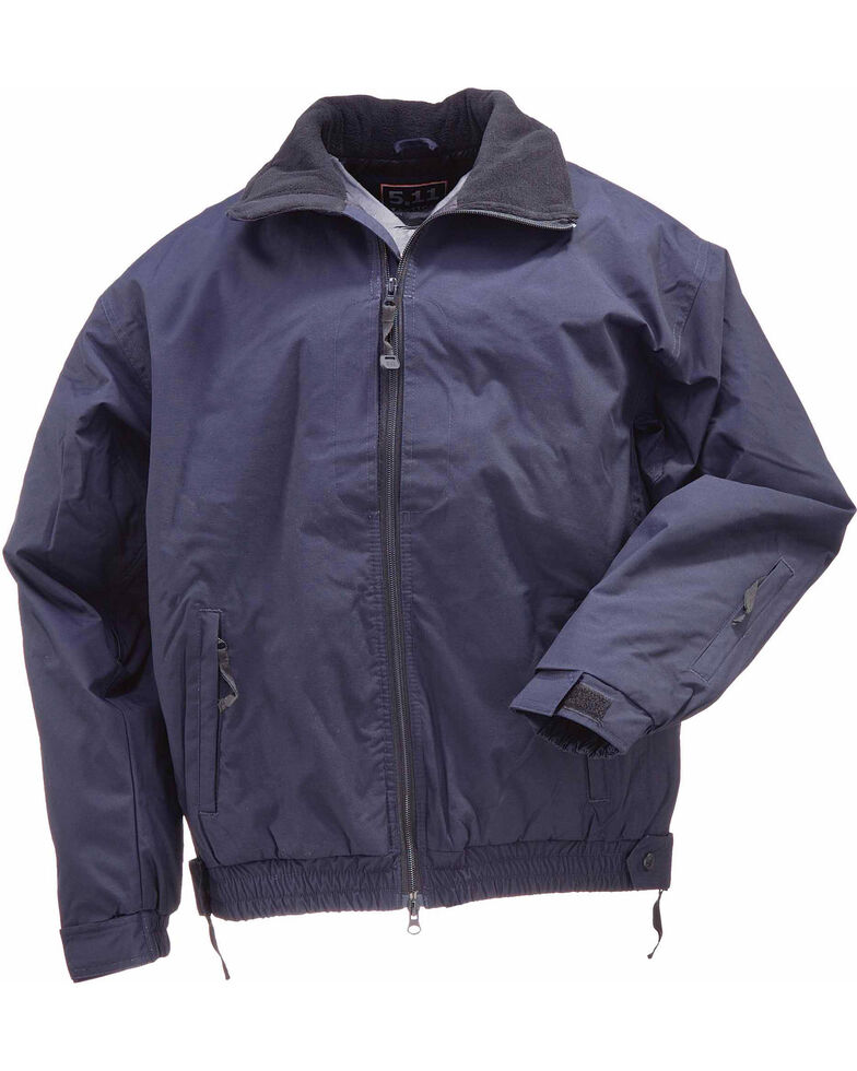 5.11 Tactical Big Horn Jacket, Navy, hi-res