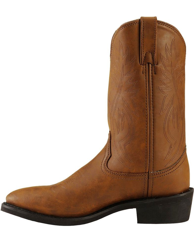 2aaab2af9e5 Justin Men's Ranch & Road Western Boots