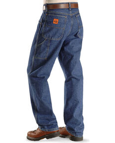 Riggs Workwear Men's FR Carpenter Jeans, Indigo, hi-res
