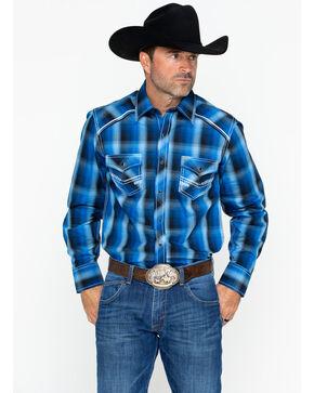 Ely and Walker Men's 1878 Plaid Long Sleeve Western Shirt , , hi-res