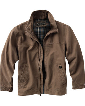 Dri Duck Men's Maverick Work Jacket , Khaki, hi-res