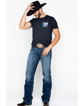 Cowboy Hardware Men's One Shot One Kill Short Sleeve T-Shirt , Black, hi-res