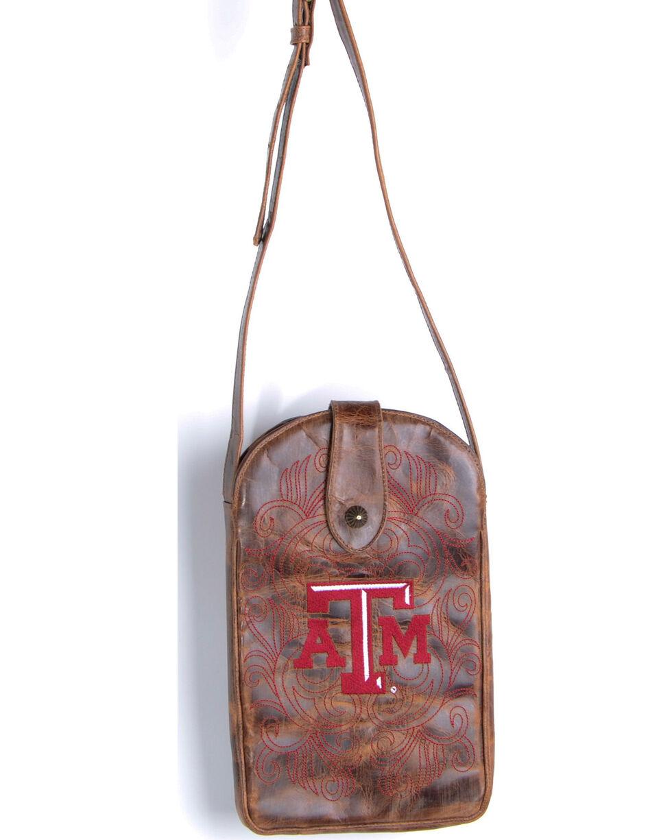 Gameday Boots Texas A&M University Crossbody Bag, , hi-res