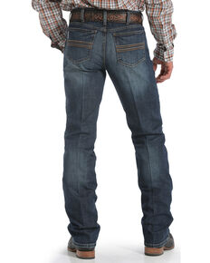 Cinch Men's Silver Label Jeans, Dark Stone, hi-res