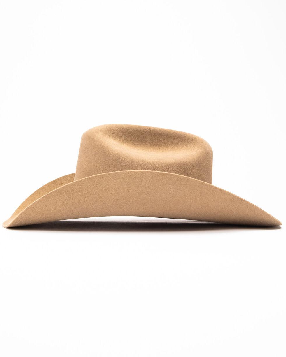 Stetson Men's High Roller Fawn Western Hat, Lt Brown, hi-res