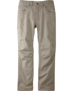 Mountain Khakis Men's Truffle Camber 105 Relaxed Pants, Stone, hi-res