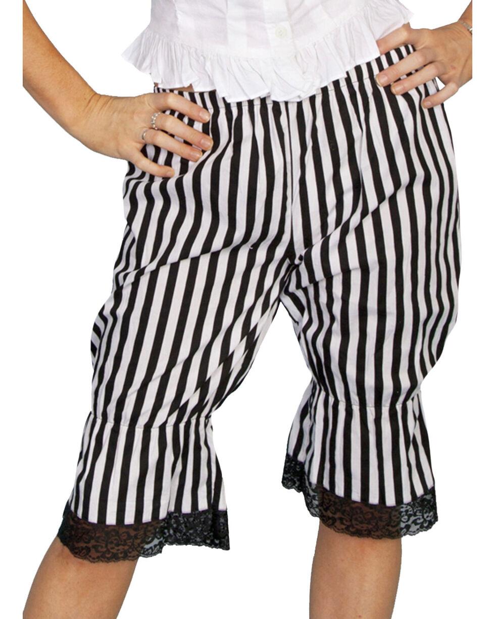 Rangewear by Scully Stripe Bloomers, Black, hi-res