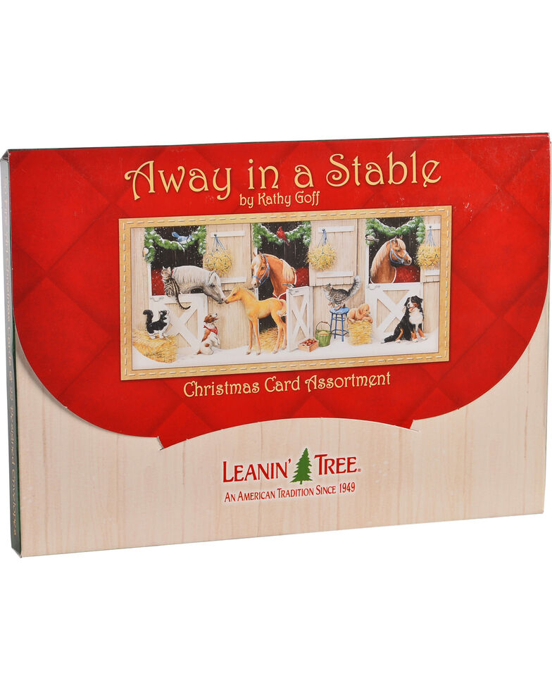 Away In A Stable Christmas Card Assortment | Boot Barn