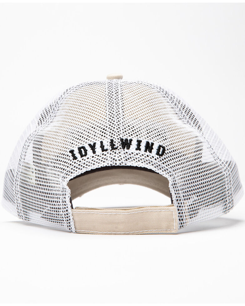Idyllwind Women's Barn Hair Don't Care Cap , Beige/khaki, hi-res