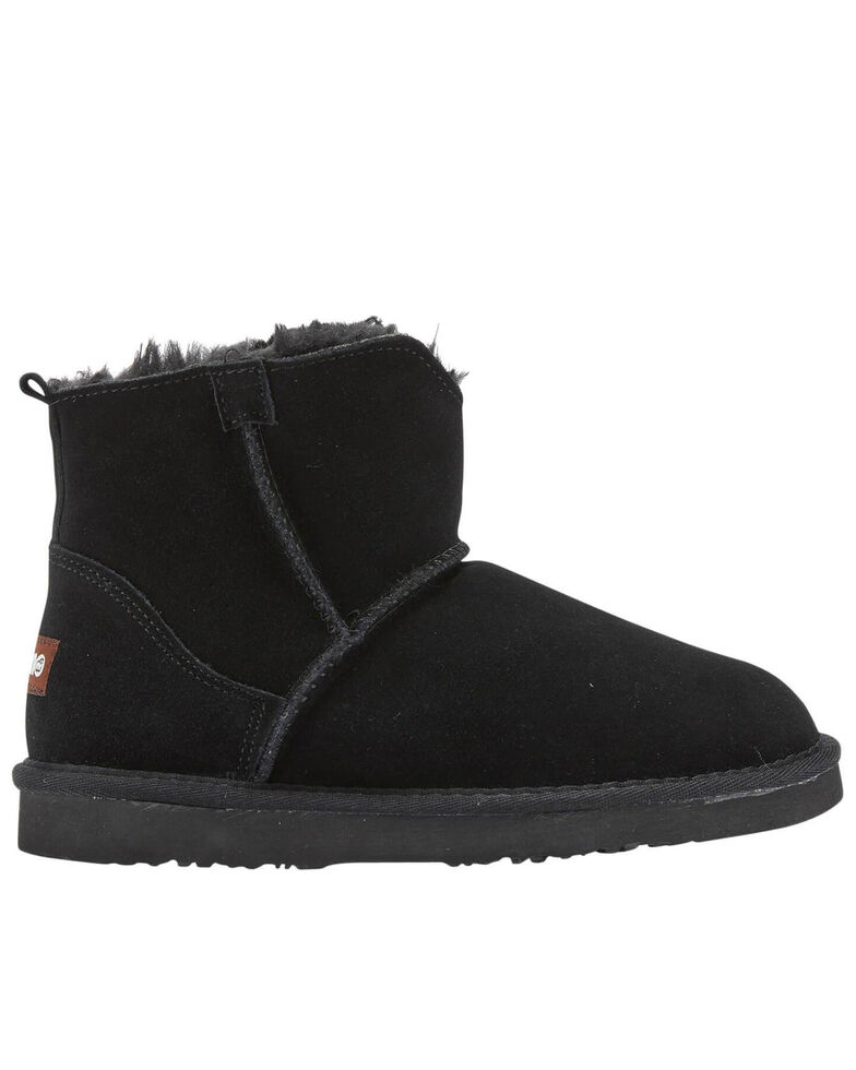 Lamo Footwear Women's Bellona II Winter Boots - Round Toe, Black, hi-res