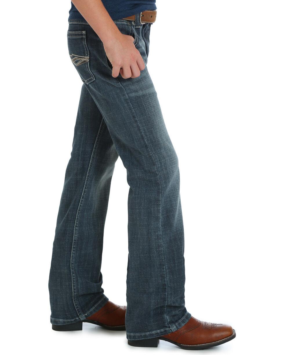 Wrangler Boys' (8-16) 20X No. 42 Vintage Jeans - Boot Cut , , hi-res