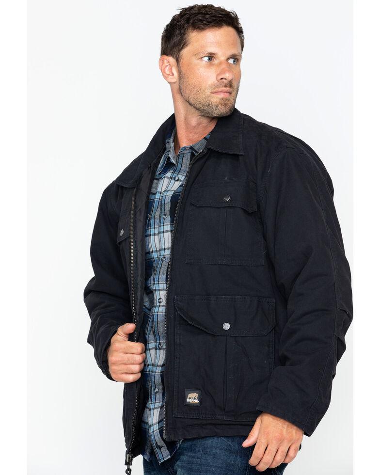 Berne Men's Echo Zero Jacket, Black, hi-res