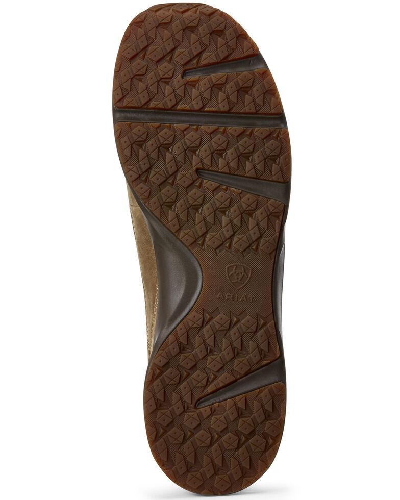 Ariat Men's Spitfire Slip-On Boots - Moc Toe, Brown, hi-res