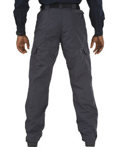 5.11 Taclite Poly/Cotton Ripstop Pants - Sizes 46-54 (Unhemmed), Charcoal Grey, hi-res