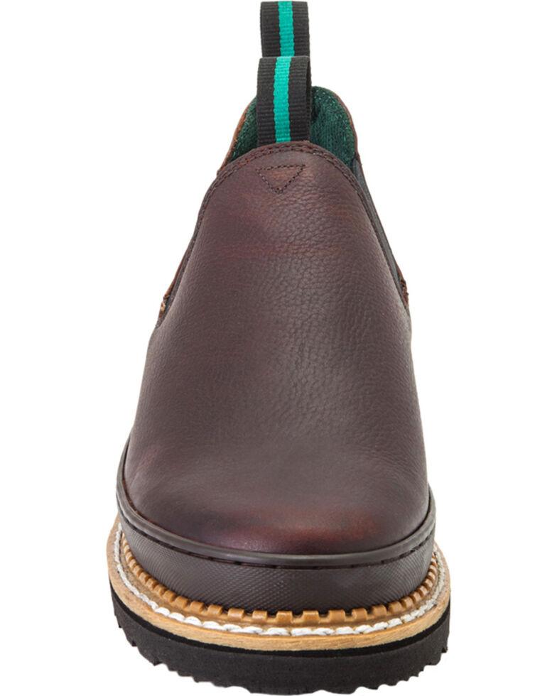Georgia Women's Romeo Giant Work Boots, Brown, hi-res