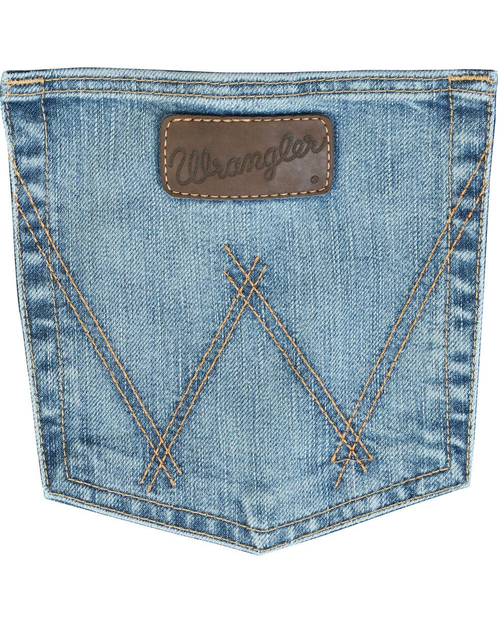 Wrangler 20X Men's Cool Vantage Relaxed Fit Competition Jeans, Denim, hi-res