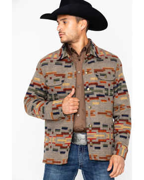 Pendleton Men's Outdoor Cruiser Coat , Tan, hi-res