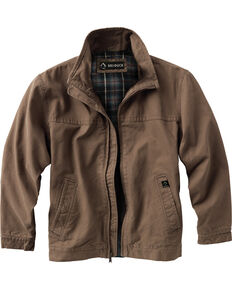 Dri Duck Men's Maverick Work Jacket - Tall Sizes (XLT - 2XLT), Khaki, hi-res