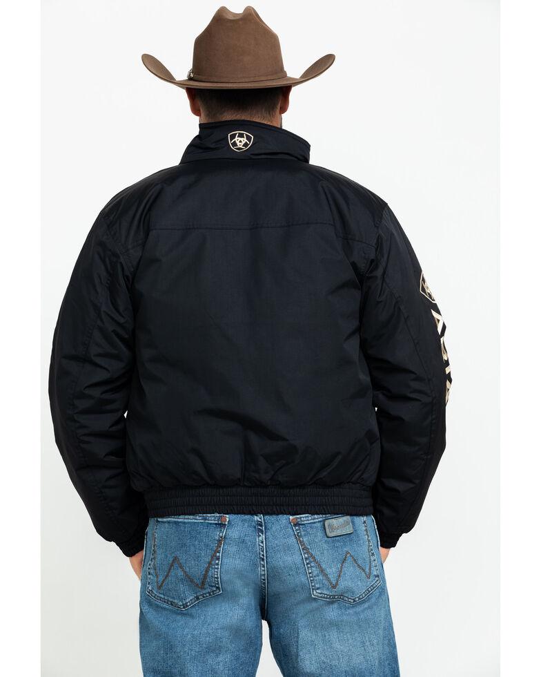 Ariat Men's Team Jacket, Black, hi-res