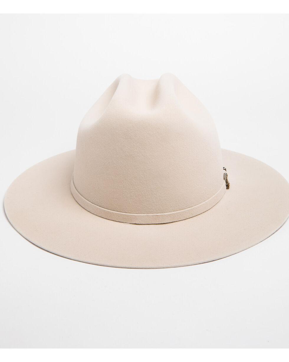 Justin Men's 15X Newman Fur Felt Cowboy Hat , Buck, hi-res