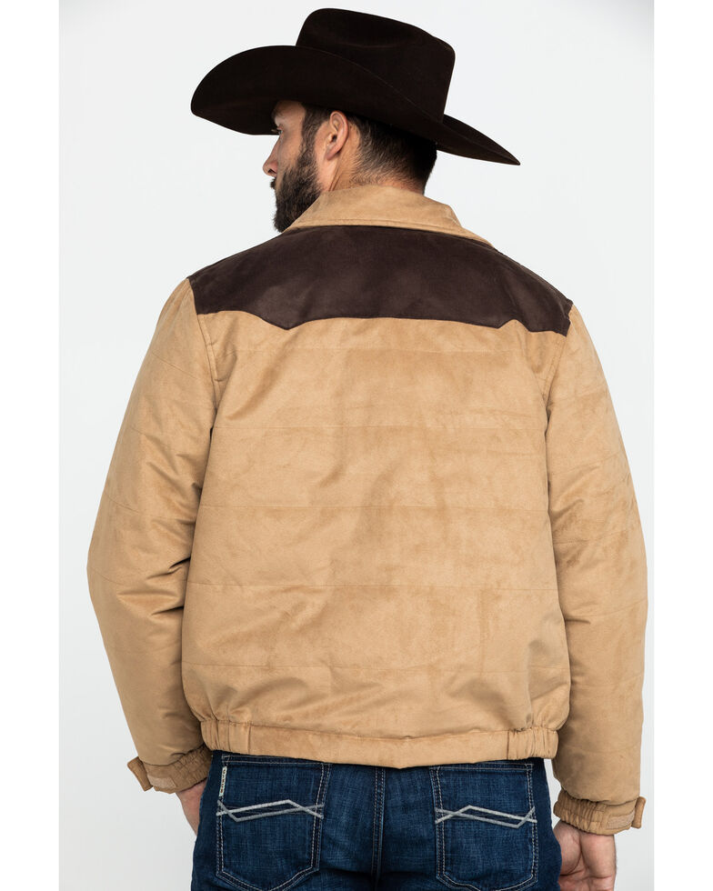 Outback Trading Co. Men's Clay Jacket , Tan, hi-res
