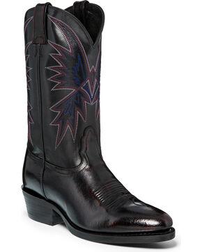 Nocona Men's Hero Western Boots, Black Cherry, hi-res