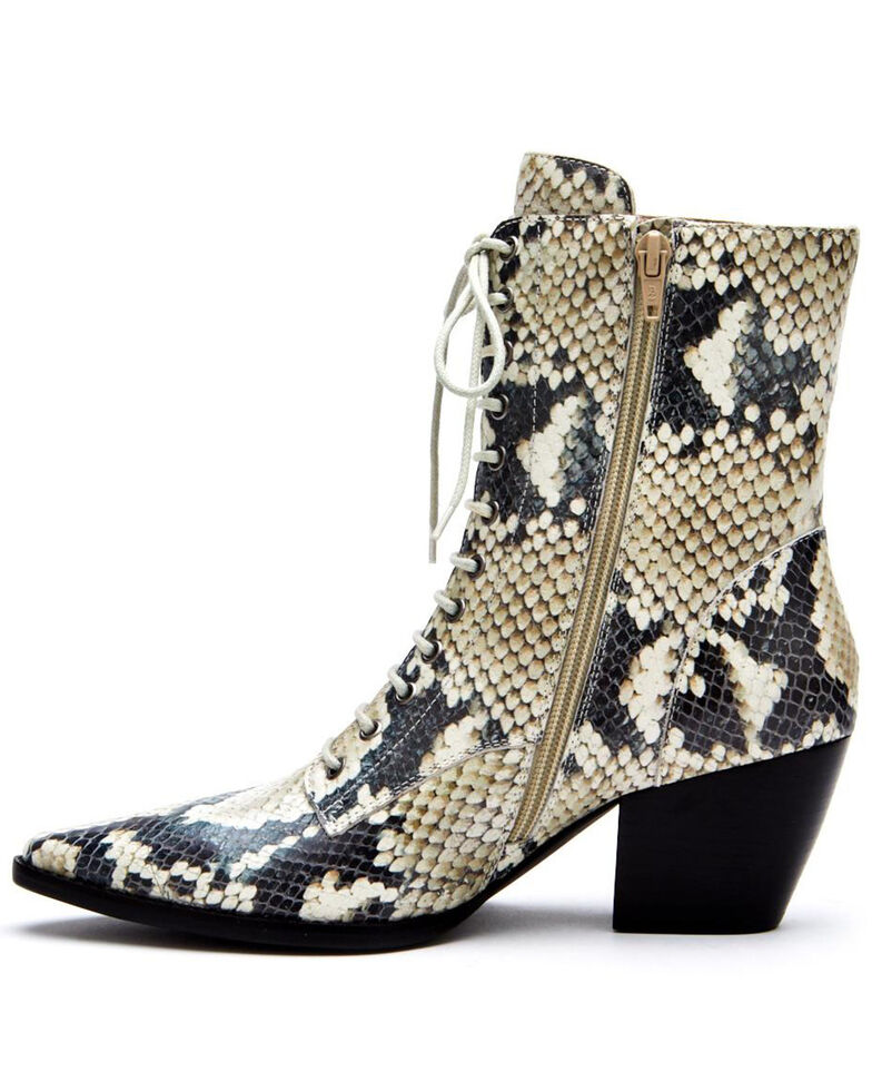 Matisse Women's Ready Go Fashion Booties - Pointed Toe, Natural, hi-res