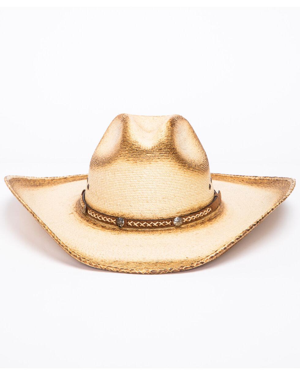 Cody James Men's 15X Toasted Palm Cowboy Hat, Natural, hi-res