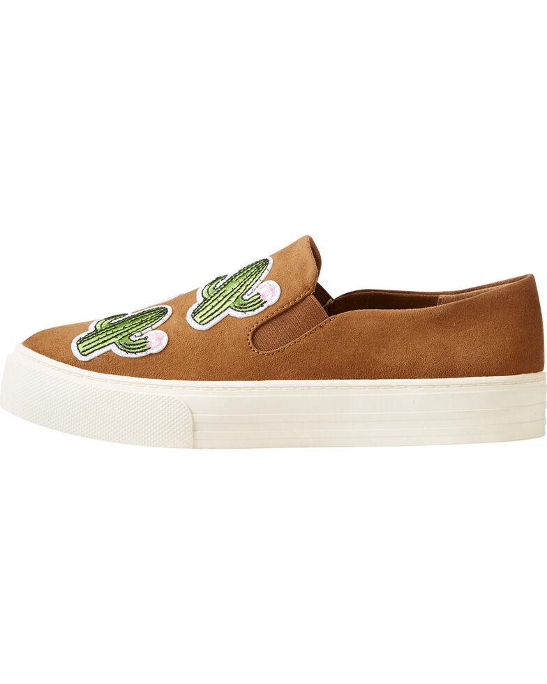 Ariat Women's Brown Unbridled Dixie Shoes , Cognac, hi-res
