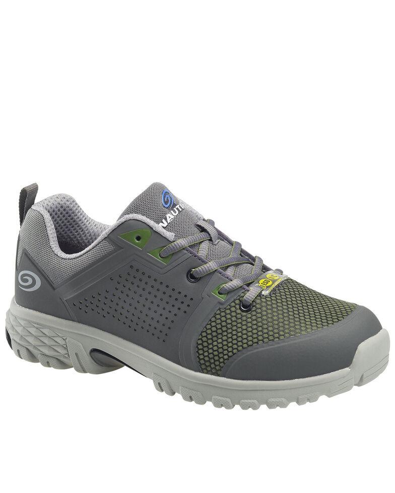 Nautilus Men's Zephyr Athletic Work Shoes - Alloy Toe, Grey, hi-res