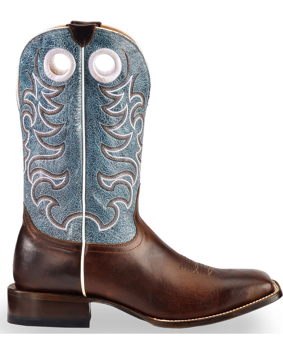 Cody James Men's Campbell Western Boots - Square Toe, , hi-res