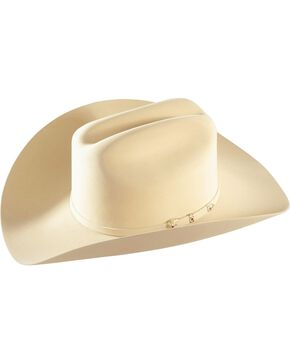 Larry Mahan 30X Magno Belly Fur Cowboy Hat, Belly, hi-res