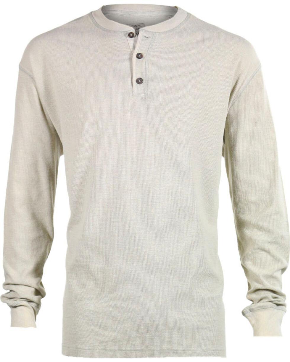 Cody James Men's Tan Dusty Long Sleeve Shirt - Big, Tan, hi-res