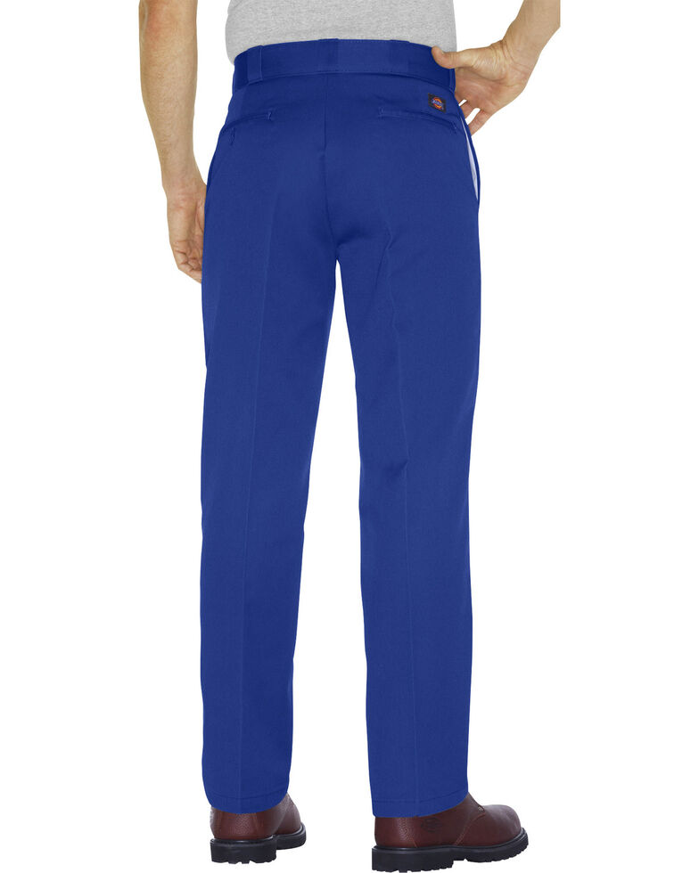 Dickies Men's Original 874® Royal Blue Work Pants, Royal, hi-res