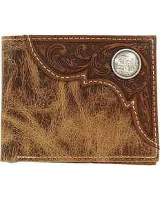 45fb67799d1d4 Ariat Men s Bi-Fold Embossed Overlay Wallet