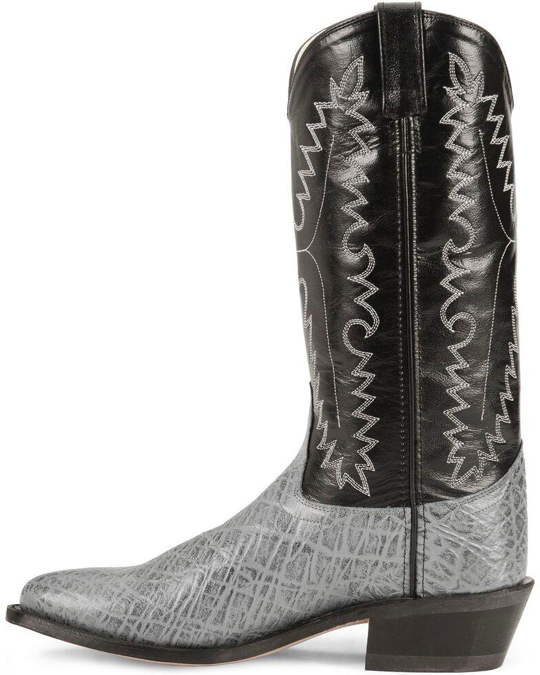 59ef75cd074 Old West Men's Elephant Print Western Boots
