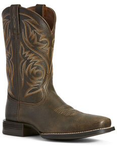 60fc85a99cd1 Ariat Men s Sport Herdsman Western Boots - Square Toe