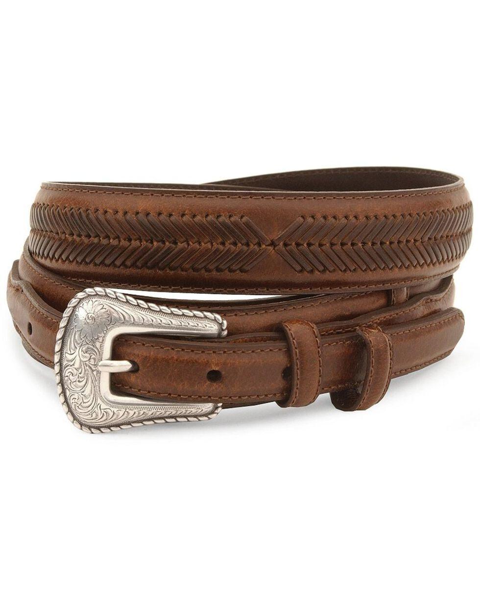 Nocona Belt Co brown Mens Nocona USA Basic Suspender