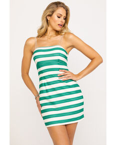 Show Me Your Mumu Women's Clarissa Dress, Green, hi-res